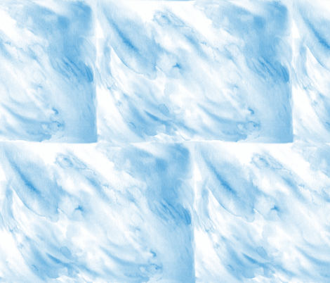 Watercoloring fabric by pond_ripple on Spoonflower - custom fabric