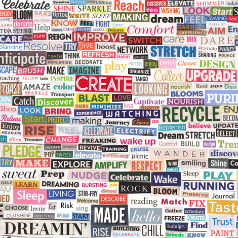 Ransom note full color verbs magazine cut paper collage words ransom note full color verbs magazine cut paper collage words phrases publicscrutiny Choice Image