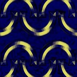 Horseshoes-Yellow-Blue