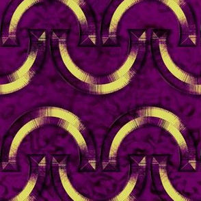 Horseshoes_-Yellow-Purple