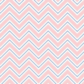 Serenity - Rose Quartz - Chevron