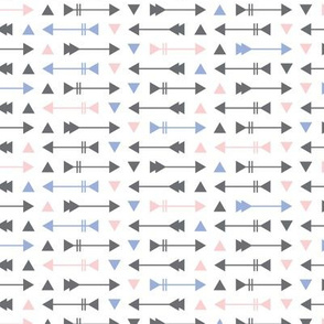 Serenity - Rose Quartz - Arrows