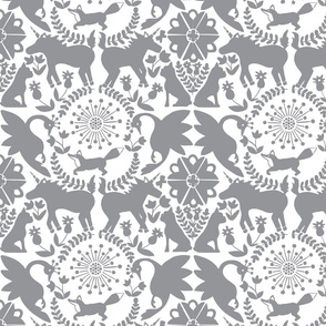 Otomi-Pattern-Gray