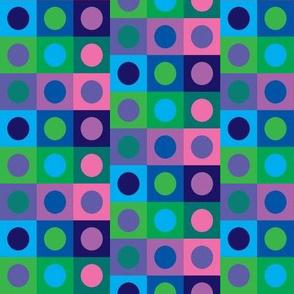 Danita's Circles In Squares