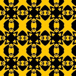 Invisible Madman: Ninja Incognito in Yellow (version 2)