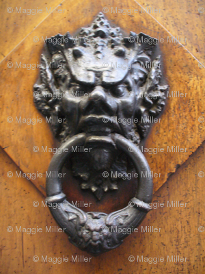 Door knocker Florence