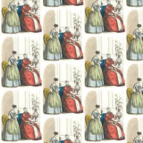 Danita's 1850s Godey Ladies
