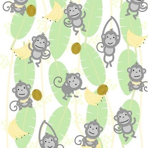 Monkeyin' Around