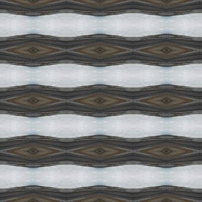 Sliced Earth and Sky - Horizontal Stripe (Ref. 3794)