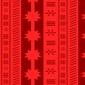 Polynesian Princess Top - Adult print