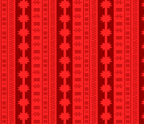 Polynesian Princess Top - Adult print fabric by ellegarrettdesigns on Spoonflower - custom fabric