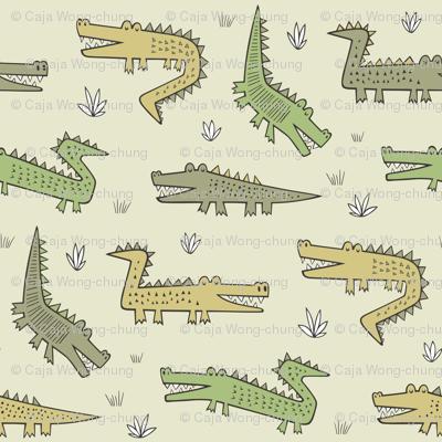 Alligators Crocodile