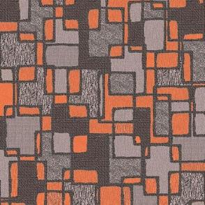 Orange Cubes