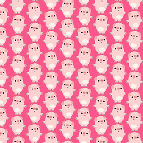 Hello Sausage! Cute little pigs by Cheerful Madness!!