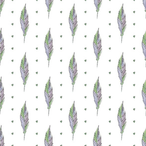 feathers_PURPLE_GREEN_HEARTS_brighter