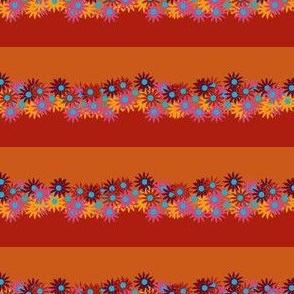 BOATS* Floral Stripe 2