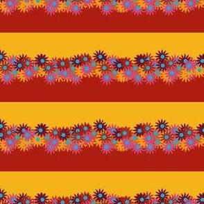 BOATS* Floral Stripe 1