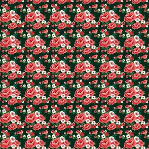 ROSEs green background