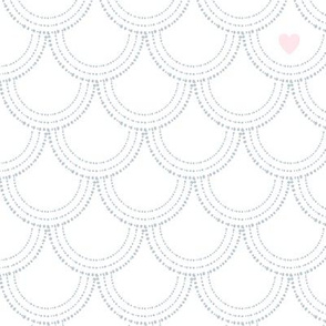 Suomu White Scale pattern