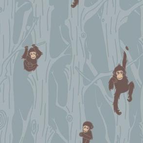 Just Monkey'n Around