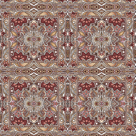 Step Into My Parlor fabric by edsel2084 on Spoonflower - custom fabric