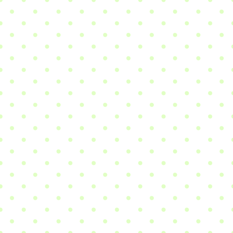 Polka Dots Green on White fabric by shopcabin on Spoonflower - custom fabric