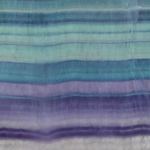 Fluorite Stone Layers Stripe