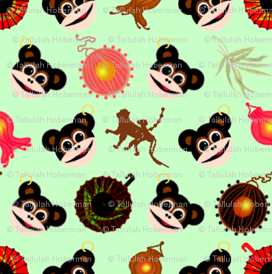 Year Of The Monkey, Mint