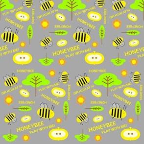 HoneyBeeLightgrey