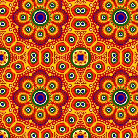 Brighty-Bright fabric by tallulahdahling on Spoonflower - custom fabric