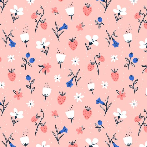 Rabstract_flowers_and_berries_on_pink_shop_preview