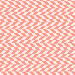 distorted squares coral