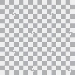 twirl squares gray