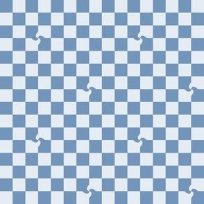twirl squares blue