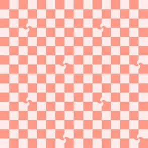 twirl squares coral