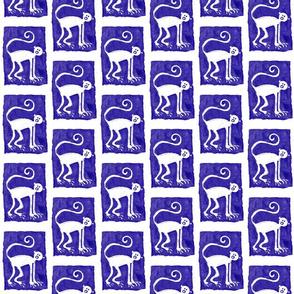 Monkey Batik