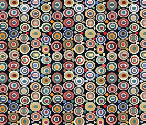 Cat's Paw  fabric by rickrackscissorsstudio on Spoonflower - custom fabric