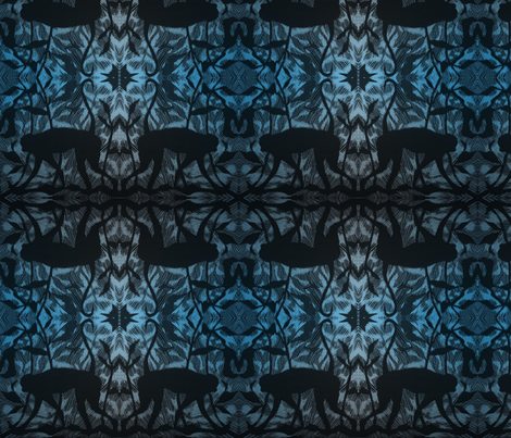 Wild_Lace fabric by elise_camp on Spoonflower - custom fabric
