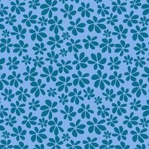 BlueGrass Petals