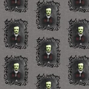 Zombie Poe & Bats 2