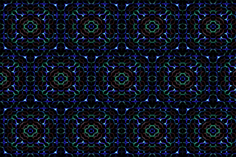 Antoine_Nehme_Tiler_5_Blue fabric by stradling_designs on Spoonflower - custom fabric