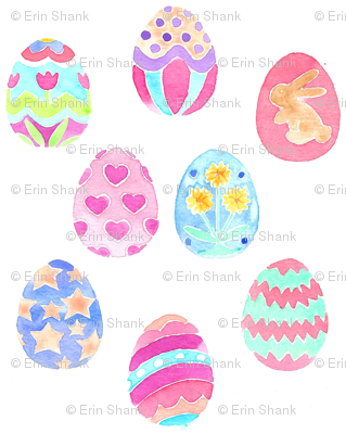 easter egg decorative mini