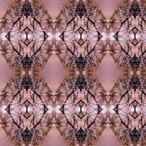Cherry Blossom Rosettes - Satin