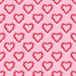Be Still My Heart Pink