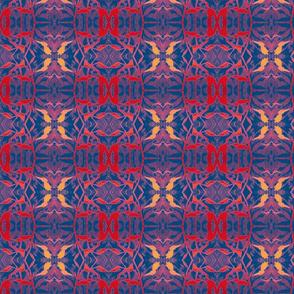 Fireworks Mosaic