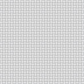 tabby weave gray
