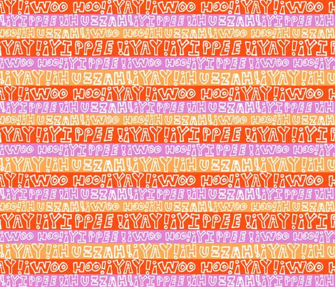 Celebratory Stripes (Version 1) fabric by arwenartanddesign on Spoonflower - custom fabric
