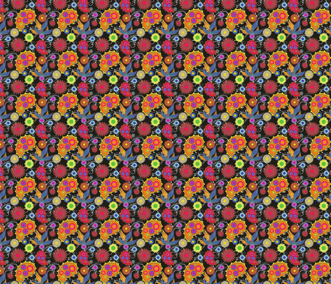 Paisley Madness fabric by puggy_bubbles on Spoonflower - custom fabric