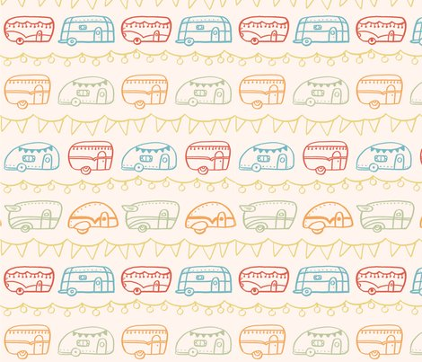 Camper_pattern_blue_green_red_shop_preview