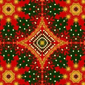Christmas Tree Circle